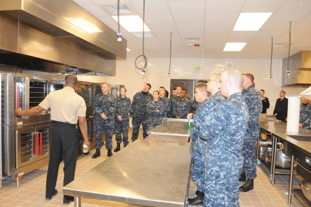 New culinary training extension opens at Fort Lee Article The