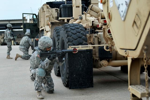 Cavalry troops conduct same scenario, use different tactics