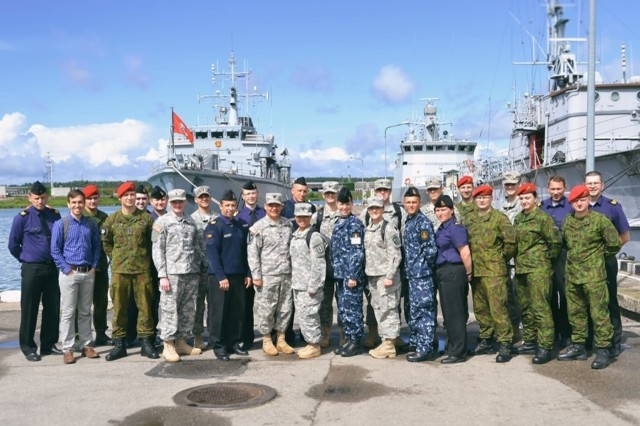 421st Medical Company Supports Cultural Interoperability with