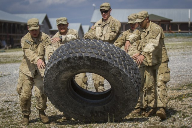 Cavalry scouts earn their Spurs Article The United States Army