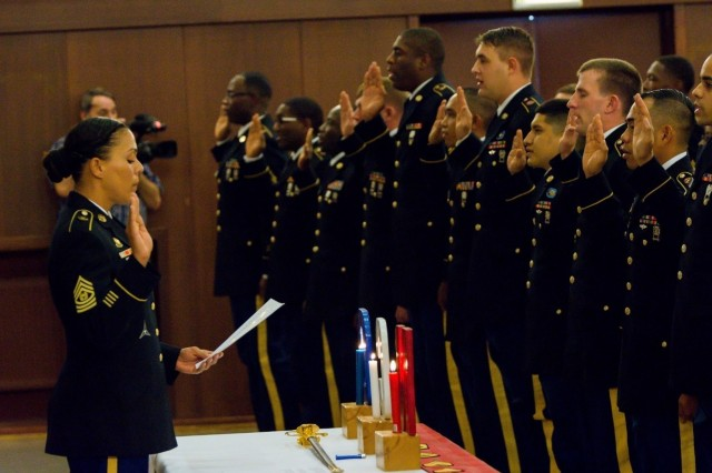 Knights Brigade NCOs focus on tradition and development Article