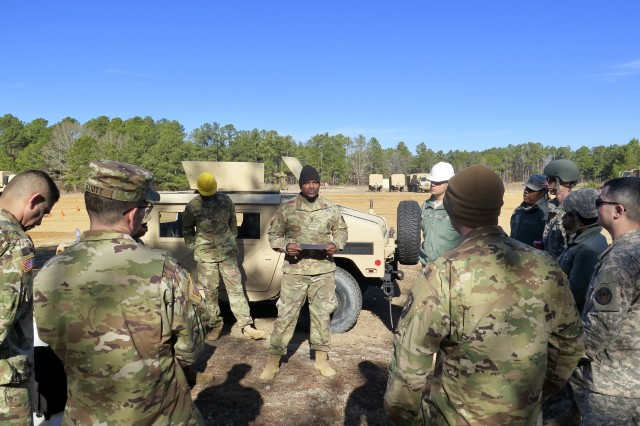 South Carolina National Guard recognizes value of trained transport