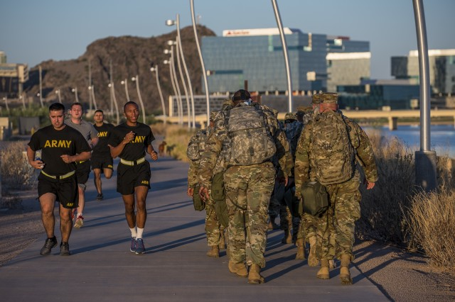 DOD looking into the impact of fitness trackers on Soldier safety
