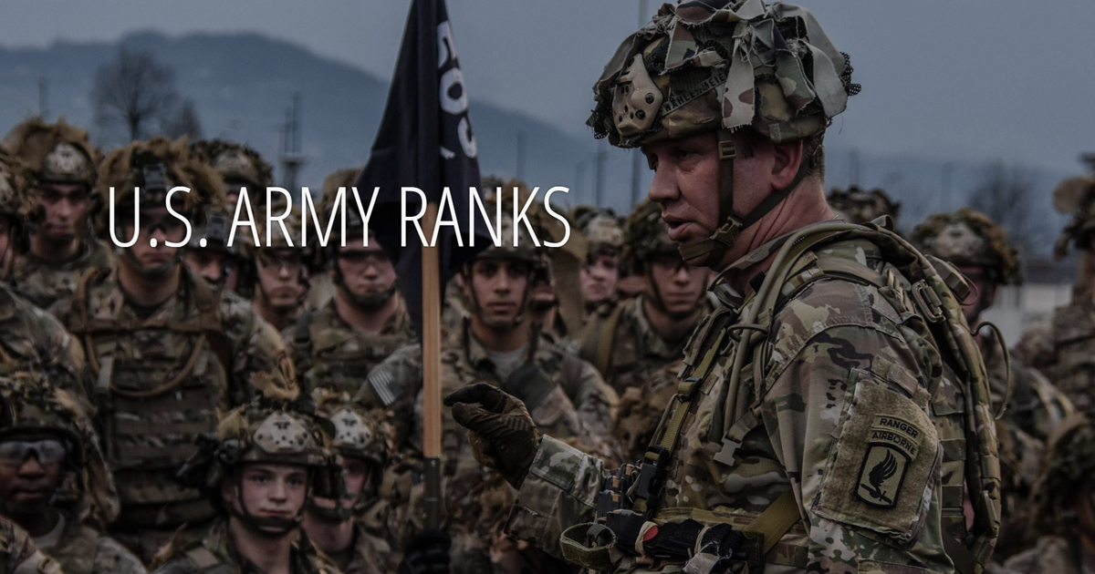 US Army Ranks