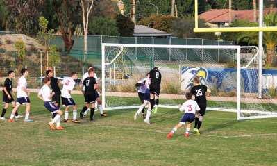 Soccer - Header into the Goal