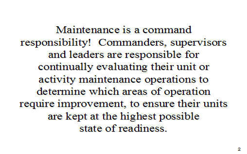 Army Maintenance Operations Manual - Wiring Library \u2022 - Maintenance Manual Template