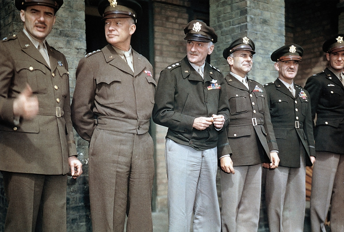 Army Uniform Board To Consider Bringing Back Iconic 39pinks