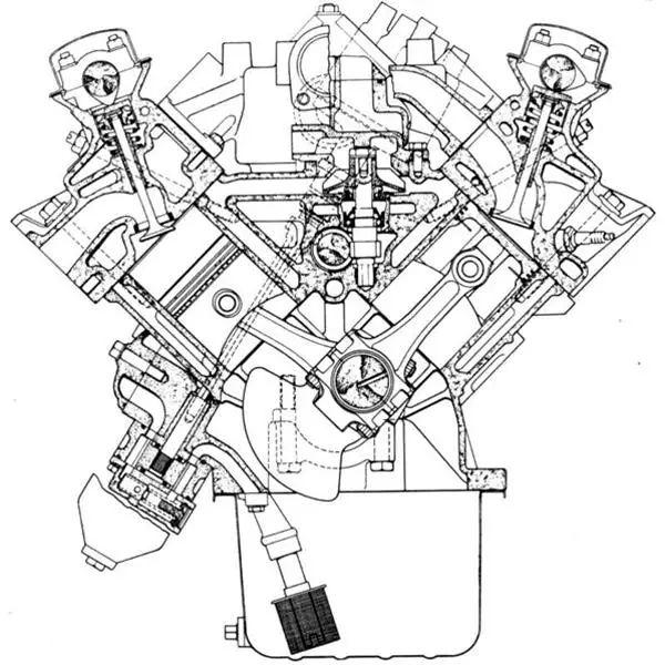 mad max engine diagram