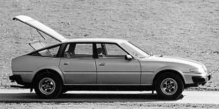 Why we love the… Rover SD1