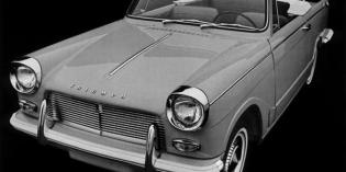 Why we love the… Triumph Herald
