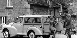 Why we love the… Morris Minor Traveller