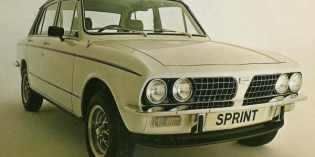 The cars : Triumph 1300/Toledo/Dolomite