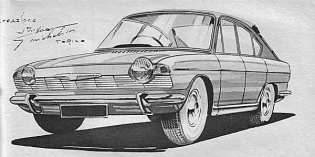 Concepts and prototypes : Triumph 1300