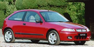 Rover 200/25/MG ZR : Picture gallery