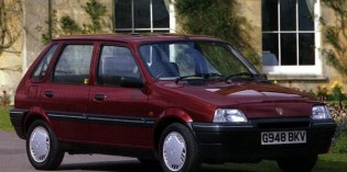 The cars : Rover Metro/100 development history