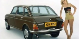 The cars : Austin Maxi development story