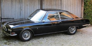 News : One-off Bertone Jaguar on offer