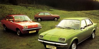 Unsung Heroes : Vauxhall Chevette