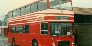 Buses: The Bristol VRT & VRL – 1967 to 1981