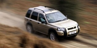 Blog : Why I hate the Land Rover Freelander