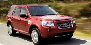 Press Report : Land Rover launching Freelander stop-start