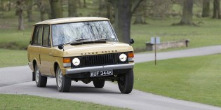 Drive Story : Range Rover Classic – early vs late