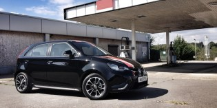 First Drive : MG3 Style