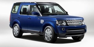 News : Land Rover unveils facelifted Discovery