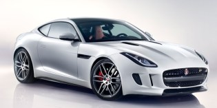 News : Jaguar F-Type Coupe unveiled in Los Angeles