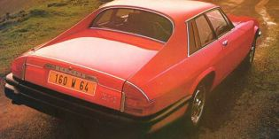The cars : Jaguar XJ-S development history
