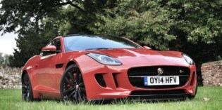 First Drive : Jaguar F-Type 3.0 S Coupe
