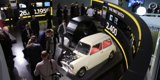 Museums: MINI exhibition in Munich
