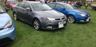 Car of the Month : March 2015 – Adrian Clark's MG6 S