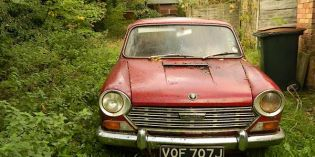 Car of the Month : September 2015 – Chris Chantrell's Austin 1800