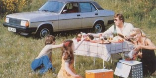 Blog : Raise a glass to… 35 years of the Morris Ital
