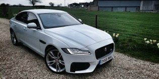 Driven : Jaguar XF 3.0 TDV6 S (296bhp)