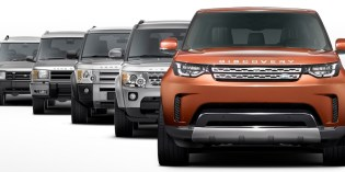 News : Land Rover Discovery 5 previewed before Paris launch