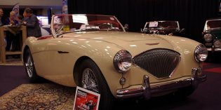 Events : Report – InterClassics & TopMobiel Maastricht 2017