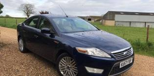 Our Cars : Keith's Mondeo – racking up (even more) miles