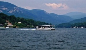 Lake Lure Boat Tours