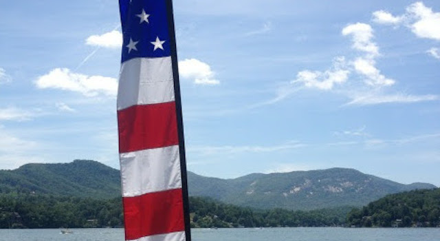 Red, White and Blue Ridge: July 4th Fun in Rutherford County, NC
