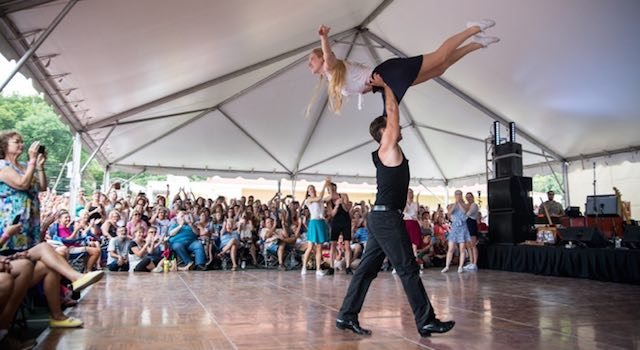 Iconic Dirty Dancing Festival Under New, Local Management