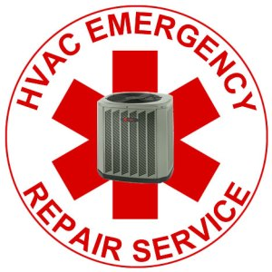 HVAC EMERGENCY REPAIR SERVICE