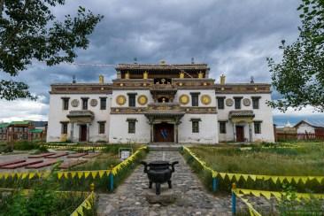 Kloster Erdene Dsuu