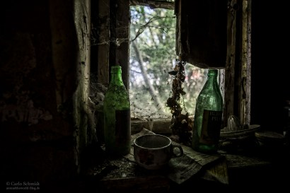 Lost Place // Bier