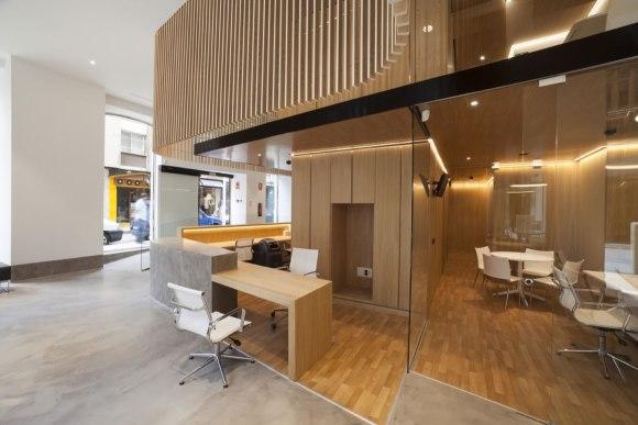 Nueva oficina de arquia en gij n rubio bilbao arquitectos - Arquitectos en bilbao ...