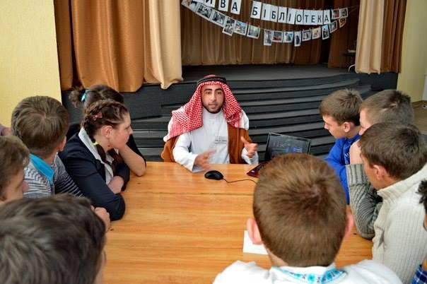 ALRAID \u201cRead Me\u201d Kharkiv Muslims In The \u201cLive Library\u201d Project
