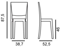 Kartell La Marie Chair - Lovingheartdesigns