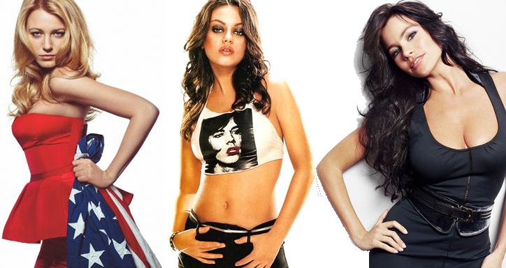 As 99 Mulheres Mais Desejadas de 2011