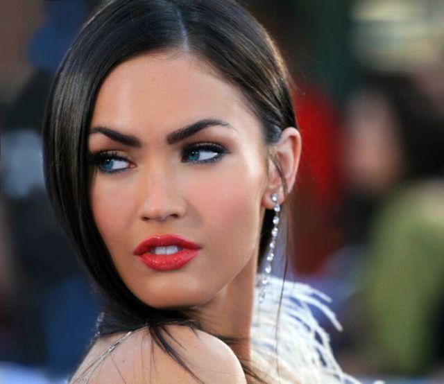 Megan Fox: Antes E Depois Do Photoshop